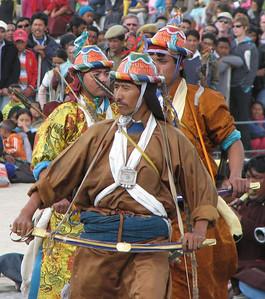 Mongoolse krijgers
