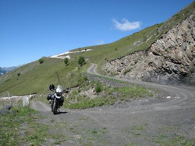 Op pad naar Refuge del Fey, over zwarte lavagrond