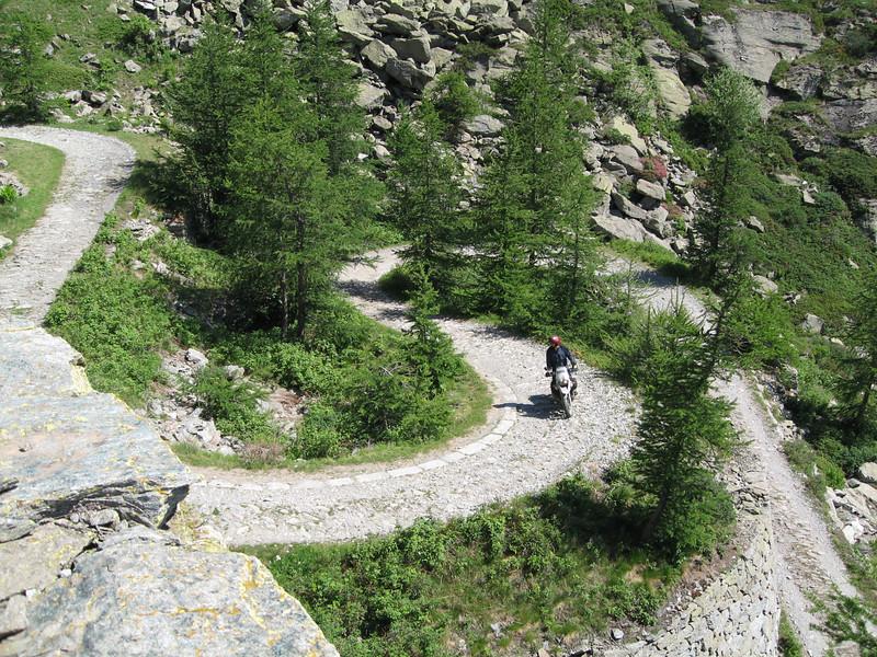 Lac Roterel, de mooiste bochten in de Alpen volgens Harald Denzel