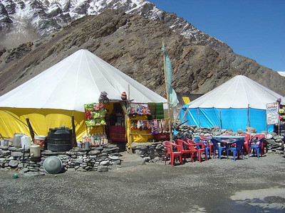 Dhaba: Indische wegrestaurants