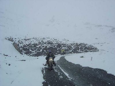 Net iets anders dan sneeuw in de Alpen